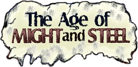 Age of Might and Steel Logo